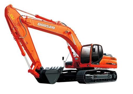 斗山DH60-7挖掘机外观图2
