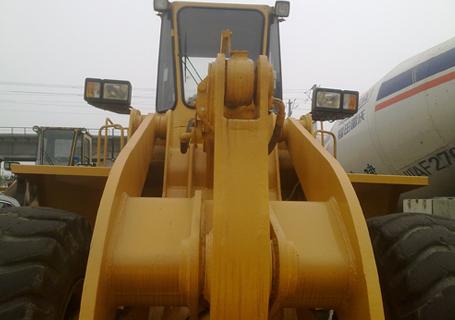 柳工ZL50C轮式装载机外观图3