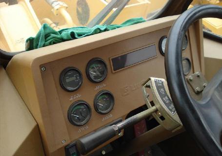 柳工ZL50C轮式装载机外观图7