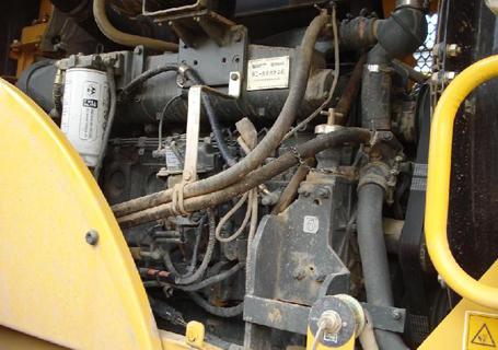 柳工ZL50CN轮式装载机外观图4