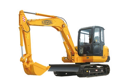 雷沃FR60挖掘机