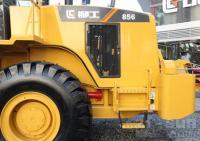 柳工CLG856-LNG轮式装载机
