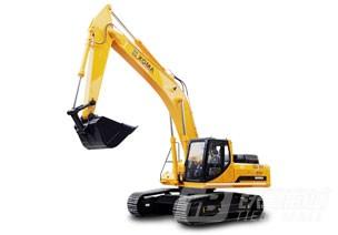 厦工XG836LC挖掘机外观图1