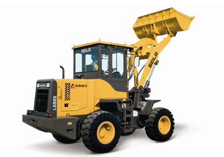 龙工LG818D轮式装载机