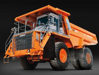 原装日立EH1100-5自卸卡车/矿卡