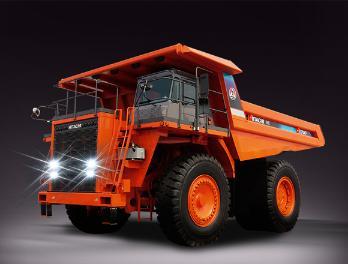 原装日立EHI700-3自卸卡车/矿卡