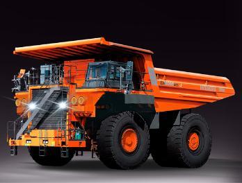 原装日立EH4000ACII自卸卡车/矿卡