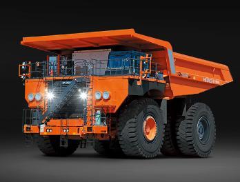原装日立EH5000AC-3自卸卡车/矿卡