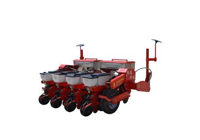 勃农2BZM-4指夹式免耕精密播种机