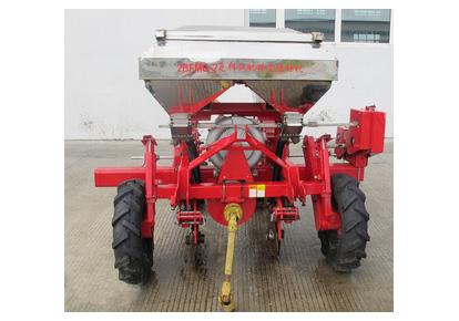 勃农2BFMQ-2免耕施肥精密播种机