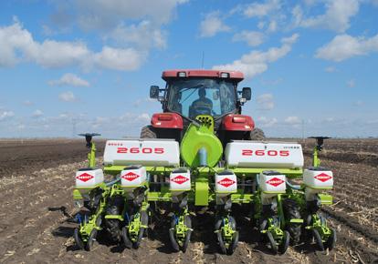 德邦大为DEBONT2000免耕系气吸式免耕精密播种机