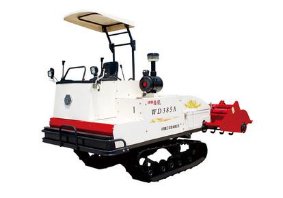 沃得385A履带式旋耕机