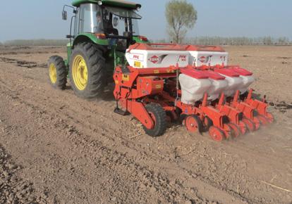 德邦大为KUHN(库恩)PPK系列机械式免耕精量点播机播种机