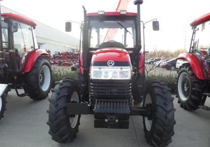 瑞泽重工RZ1204轮式拖拉机