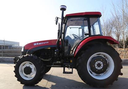 瑞泽重工RZ1104轮式拖拉机