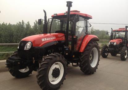 瑞泽重工RZ1354轮式拖拉机