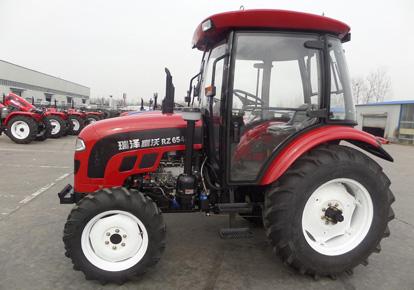 瑞泽重工RZ654轮式拖拉机