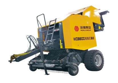 沃得WDB800打捆机