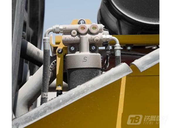 卡特彼勒972L轮式装载机外观图3