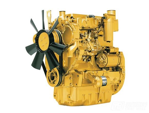 卡特彼勒313D2 L小型液压挖掘机外观图7