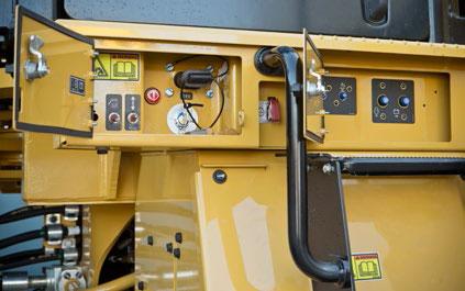 卡特彼勒982M轮式装载机外观图3