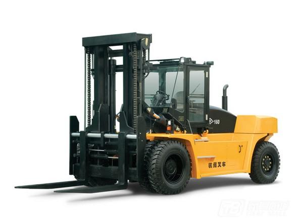 杭叉内燃14-18吨叉车内燃平衡重叉车