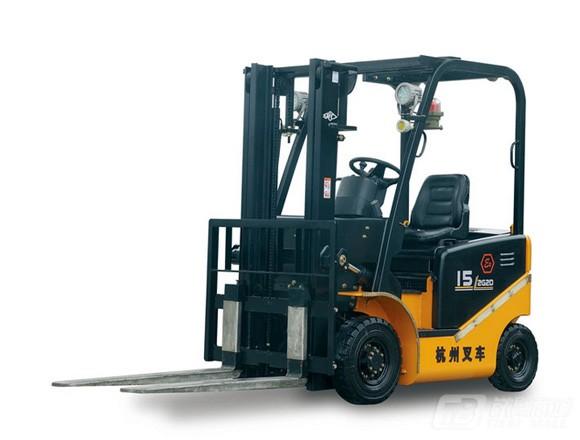 杭叉J系列1-3.5吨电动防爆叉车电动叉车