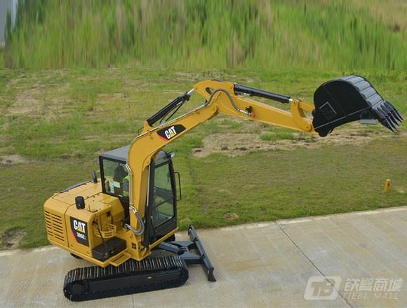 卡特彼勒306E2挖掘机外观图7