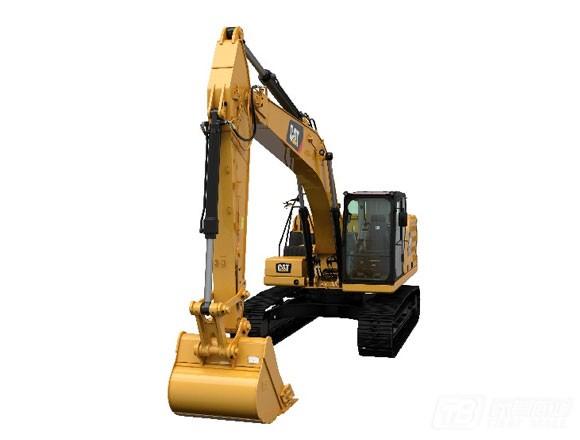卡特彼勒新一代CAT® 320液压挖掘机外观图2