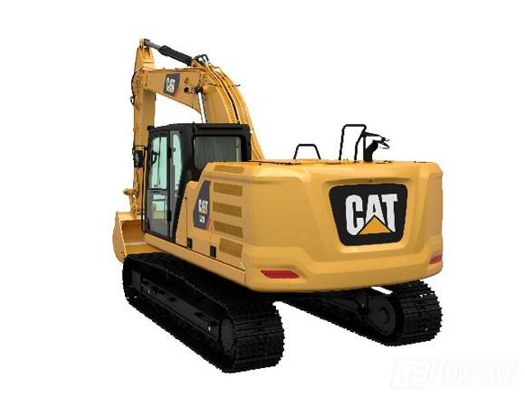 卡特彼勒新一代CAT® 320液压挖掘机外观图5