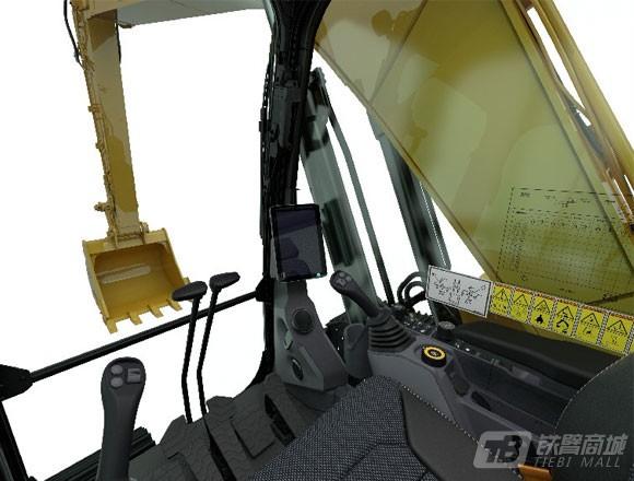 卡特彼勒新一代CAT® 320液压挖掘机细节图4