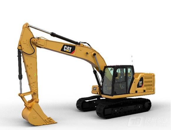 卡特彼勒新一代CAT® 320 GC液压挖掘机外观图1
