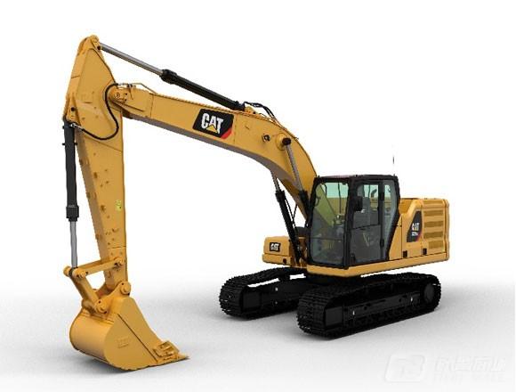 卡特彼勒新一代CAT® 320 GC液压挖掘机外观图2