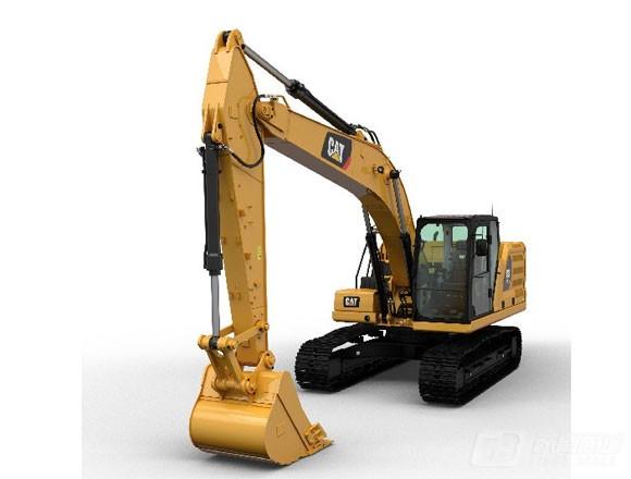 卡特彼勒新一代CAT® 320 GC液压beplay官方在线客服外观图4