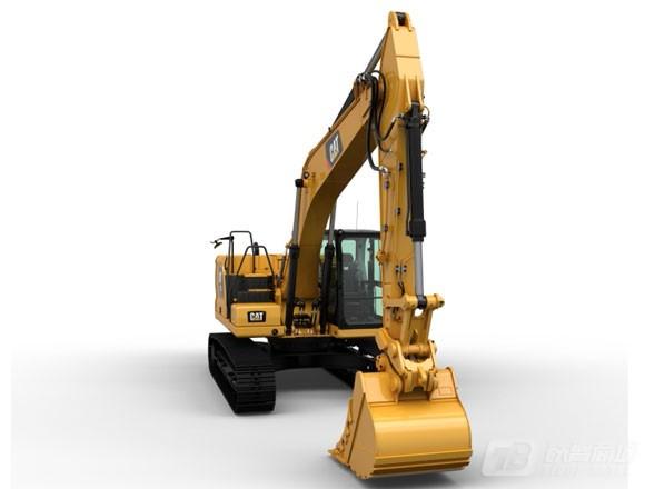 卡特彼勒新一代CAT® 323液压挖掘机外观图1