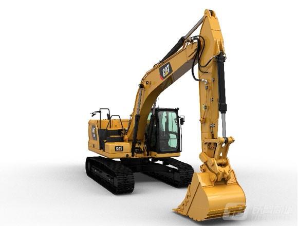卡特彼勒新一代CAT® 323液压挖掘机外观图2