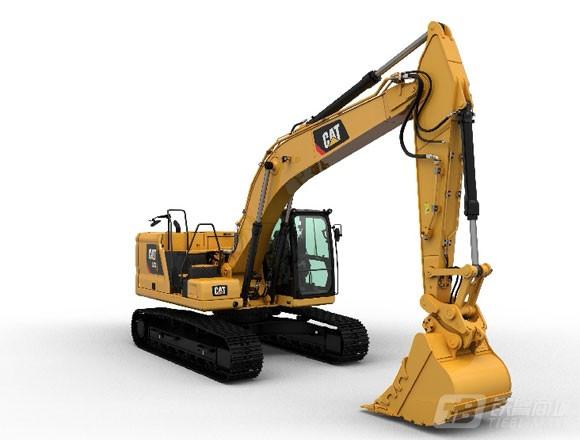 卡特彼勒新一代CAT® 323液压挖掘机外观图3