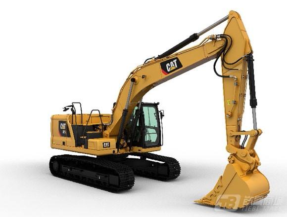 卡特彼勒Cat® 323液压挖掘机外观图4