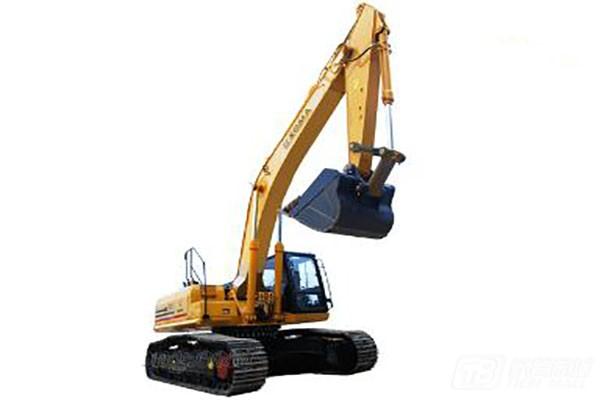 厦工XG836i履带挖掘机外观图1