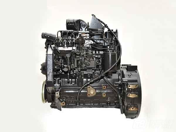 詹阳重工JYL615E-N轮胎式挖掘机外观图1