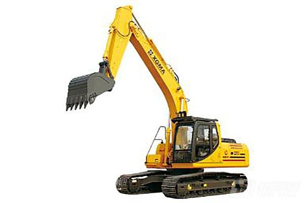 厦工XG822i智能履带挖掘机外观图1
