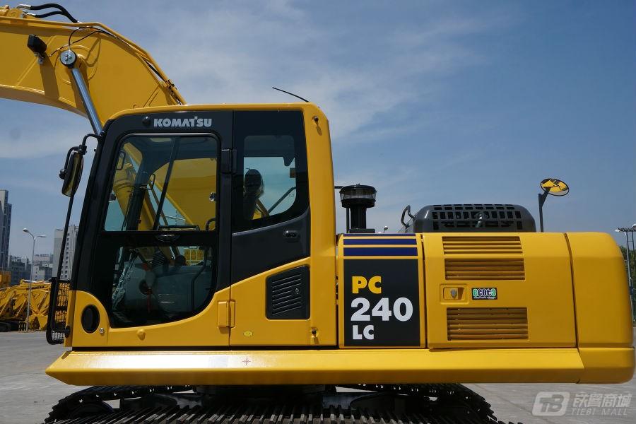 小松PC430-8液压挖掘机外观图2