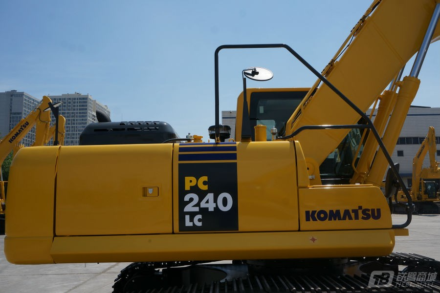 小松PC430-8液压挖掘机外观图4