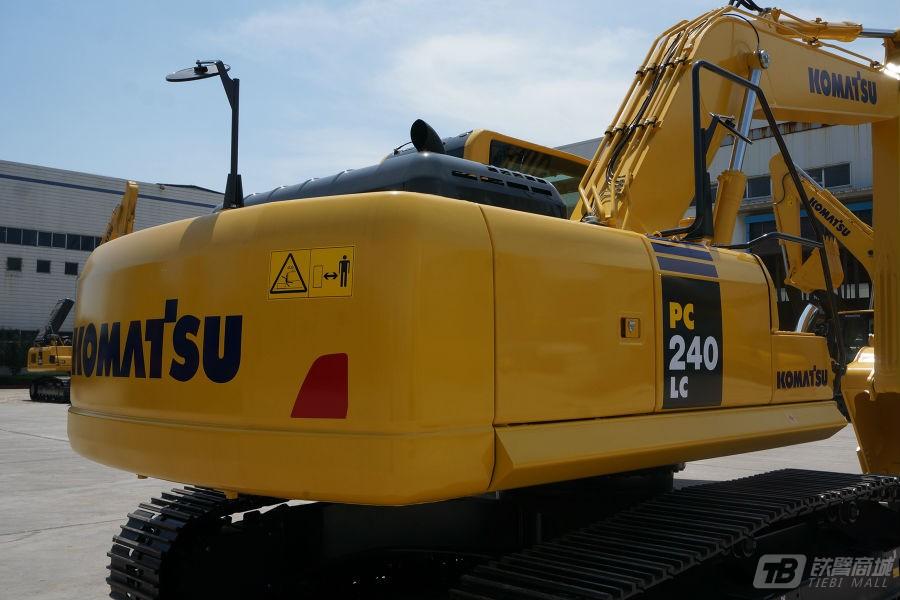 小松PC430-8液压挖掘机外观图6