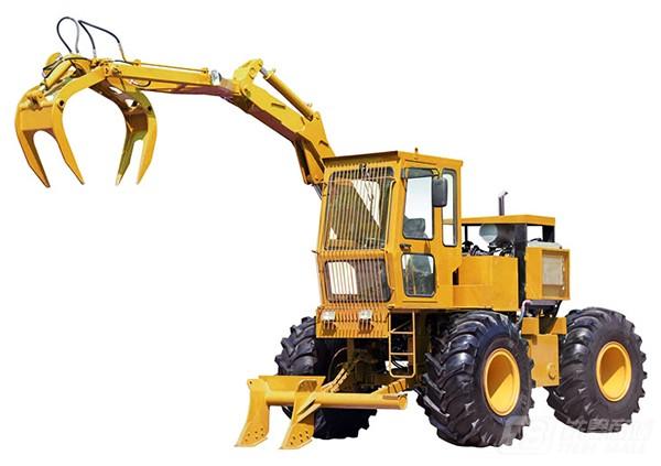 沃尔华DLS760-9A蔗木装载机外观图1
