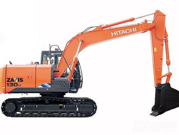 日立ZX130H-5A履带挖掘机外观图1