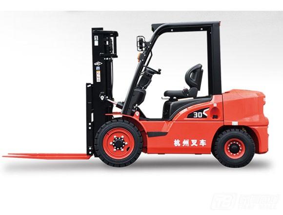 杭叉CPC(D)10-XRG71内燃平衡重叉车