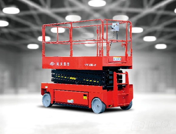 杭叉140XELⅡ电动剪叉式高空作业平台