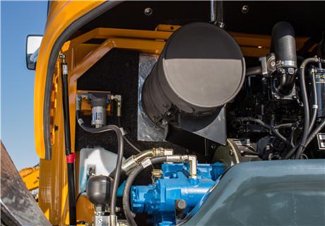 现代R75VS小型挖掘机细节图2