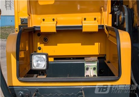 现代R110VS小型挖掘机细节图2